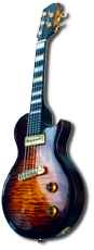 Custom Bacorn Mandolins