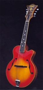 FL 5 Red Mandolin