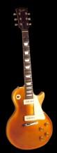 gold-lp-custom-electric-guitar-black-bg