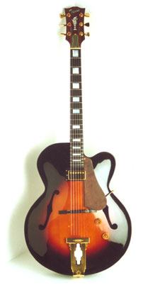 Wes Montgomery Archtop Guitar